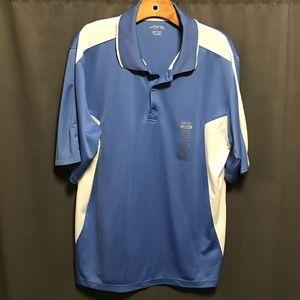 BCG Blue polo shirt New Blue Color